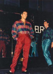 Versatile actor and model Sergio Kato