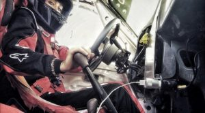 Yuliana Grasman first female drifter