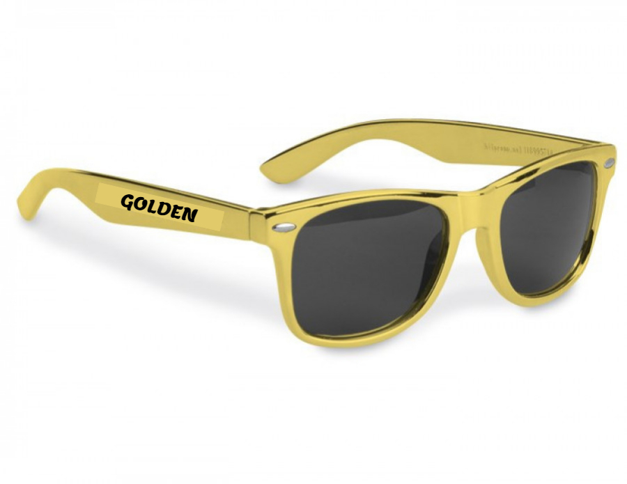 Wanna Win Free Golden Glasses ?