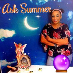 Summer Sparks psychic