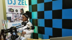 An Exclusive Interview with DJ Zel, The Youngest DJ in UK