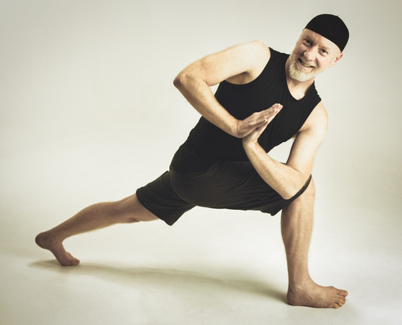 Let's Meet A Well Experienced Yoga instructor Timothy Burgin