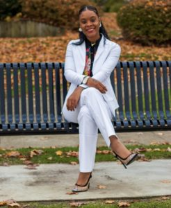 Conversation with Author & Praise Dancer LaShae' Whitley