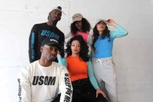 Stylish & Innovative clothing brand 'U slept on me'