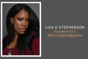 Interview with author, speaker and entrepreneur Lisa K. Stephenson