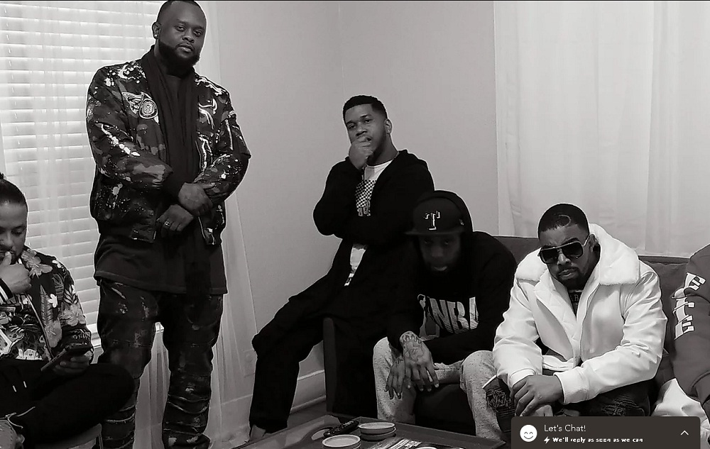 Interview with hip hop group Elite Star