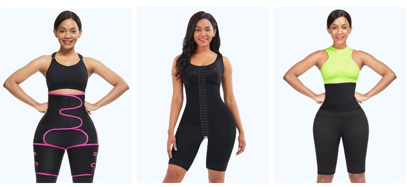 Instant Fitness with innovative Shapellx shapewear