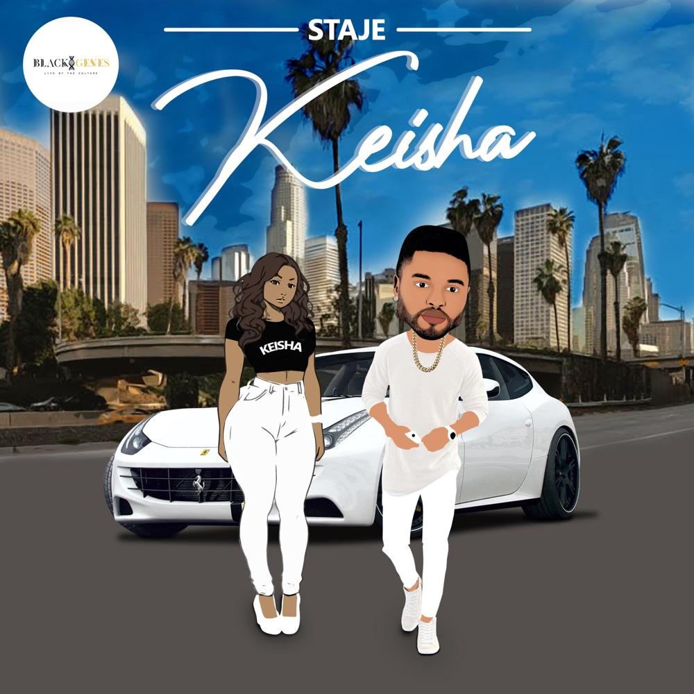 STAJE talks about his recent track 'Keisha'