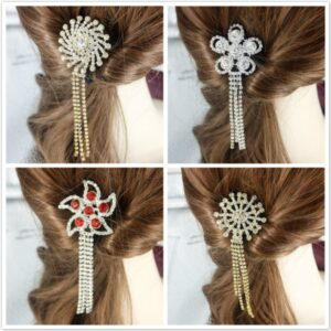 Styling your hair with the best variety of hair accessories