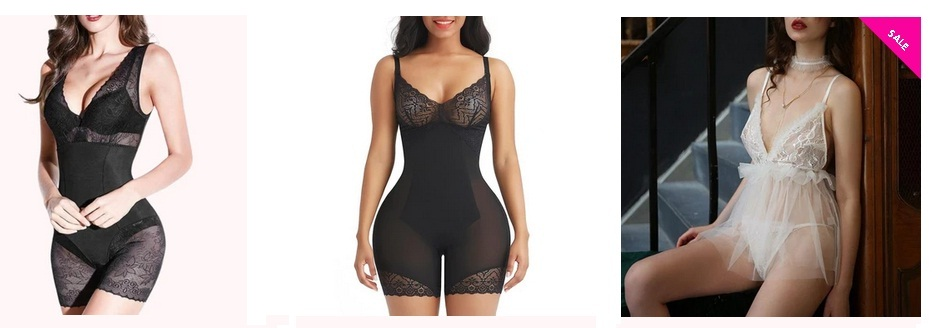 Get into shape with Style with Trophy Shapewear