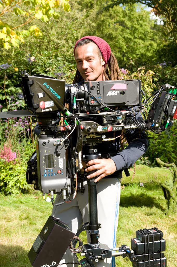 Dedicated and Passionate About His Work, Steadicam Operator Eric Catelan