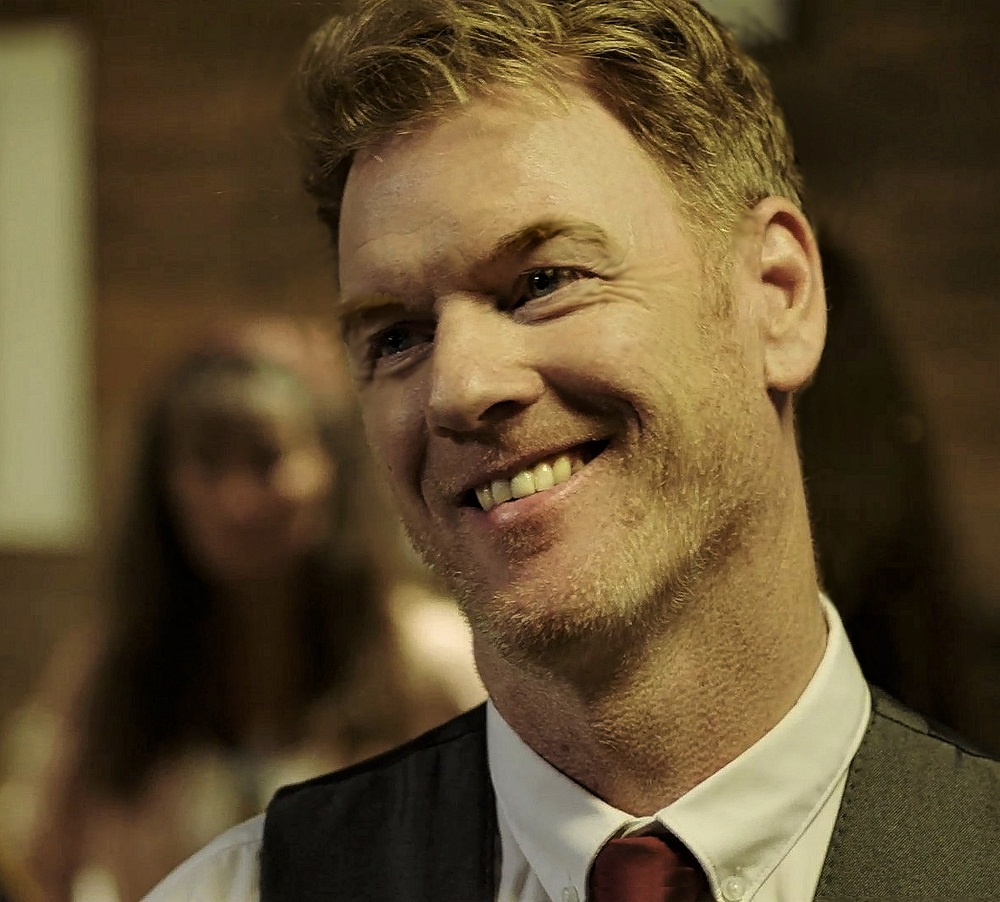 Irish Actor Shaun Paul McGrath