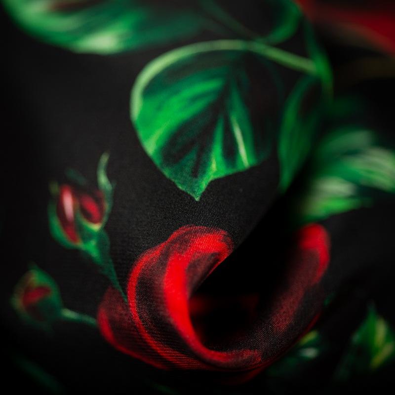 Modern fabrics a symbol of elegance