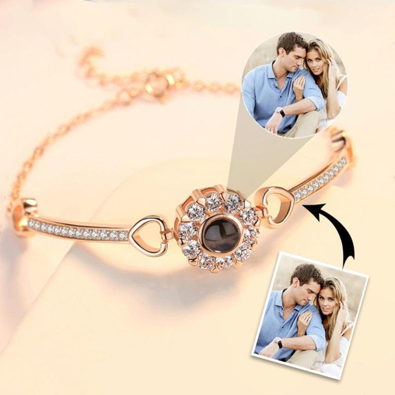 photo projection bracelet