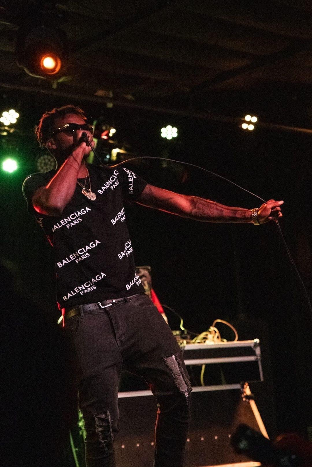 An exclusive interview with music artist D$waylo