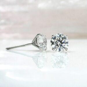 kimberfire diamond studs