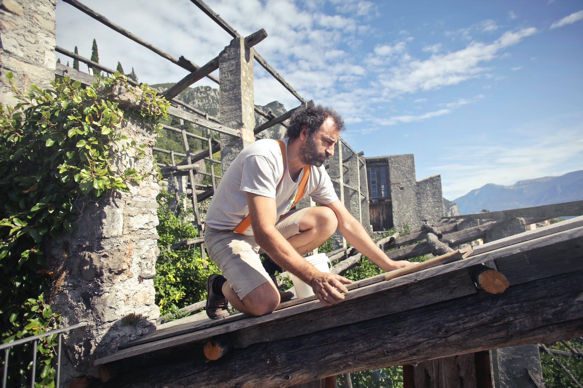 Leaky roofs need expert repair